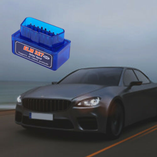 Mini OBD2 ELM327 V2.1 Car Scanner Android Torque Auto Scan Tool OBDII E7CX 8
