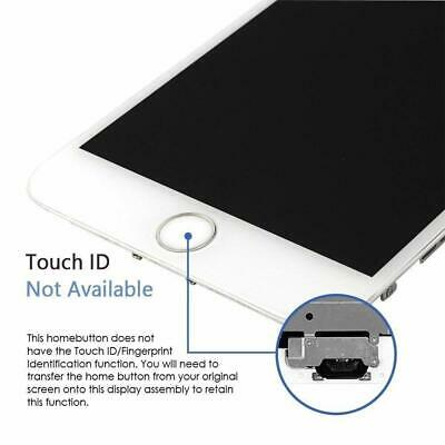 For iPhone 6S 6 7 8 Plus LCD Touch Screen Full Replacement With Button & Camera 7