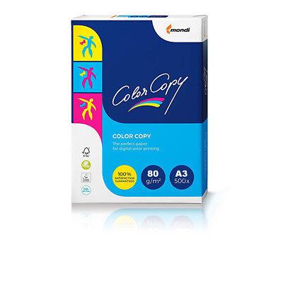 Mondi Color Copy Papier 90 100 120 160 200 220 250 280 300 350 g/m² Hochweiß