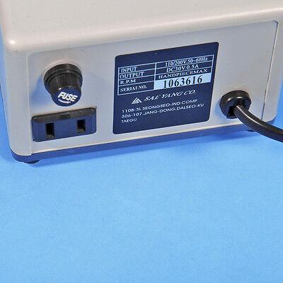 USA Dental Lab Marathon Electric Micromotor Polishing N3+35K RPM Motor Handpiece 9