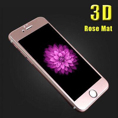 iPhone 6S/6/7/Plus 8/X VITRE EN VERRE TREMPE 3D Film Protection Ecran Intégral 11