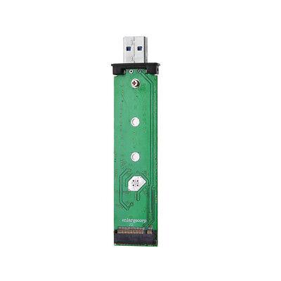 M.2 to USB 3.0 External Enclosure Converter NGFF SSD Adapter USB Stick 8