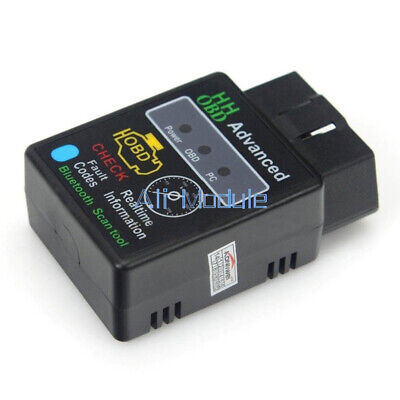 ELM327 V2.1 OBD 2 OBD-II Car Auto Bluetooth Diagnostic Interface Scanner Android 3