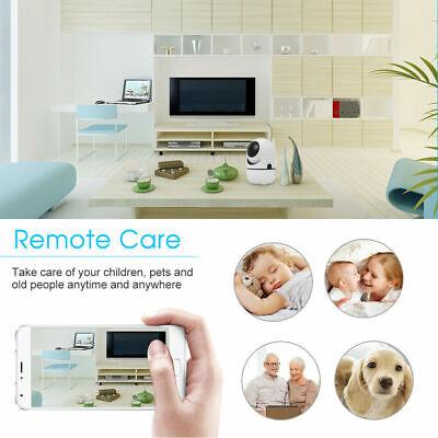 Wireless Telecamera HD 1080P WiFi IP Camera MOTORIZZATA RETE INTERNET 360 IR 12