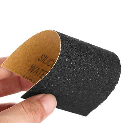 Wet and Dry Sandpaper Any Grit 150-8000 High Quality Sanding Paper Abrasive Tool 12