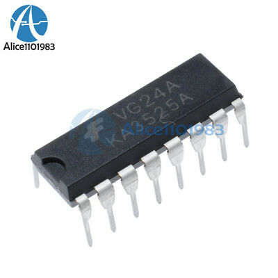 10PCS KA3525 SMPS PWM CONTROLLER IC kA3525A SG3525A DIP-16
