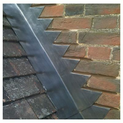 "300mm 12"" inch Code 3 Lead Flashing Roll Roof Roofing Repair Midland Lead"