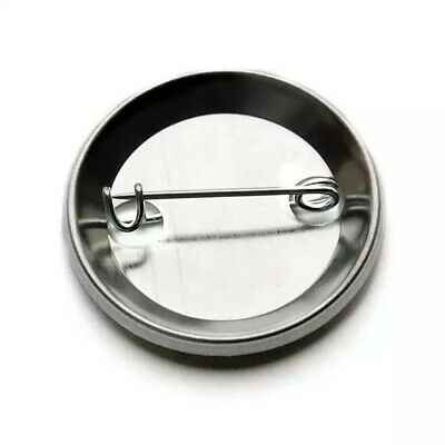 SPILLETTE PERSONALIZZATE DA 25mm 38mm 50mm SPILLE spilla PINS Pin spilletta logo 3