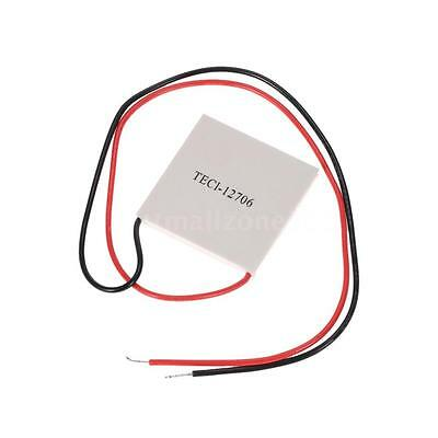 New Thermoelectric Peltier Refrigeration Cooler Fan Cooling System DIY Kit A5B8 9