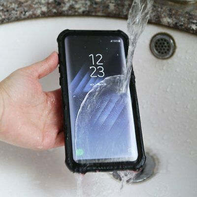 Waterproof Shockproof Tough Case Cover For Samsung Galaxy S10 S9 S8 Plus S7 Note 5