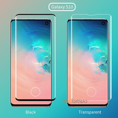 Samsung Galaxy S10 5G S9 S8 Plus Note 10 9 8 Tempered Glass Screen Protector 9