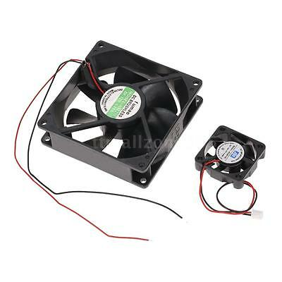 New Thermoelectric Peltier Refrigeration Cooler Fan Cooling System DIY Kit A5B8 8