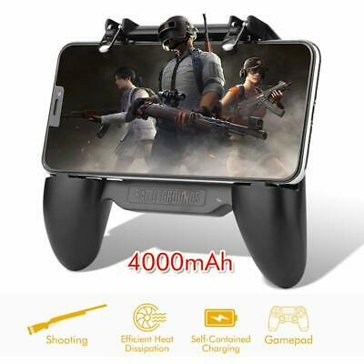 Mobile Phone Game Controller Joystick Cooling Fan Gamepad for PUBG Android IOS 10
