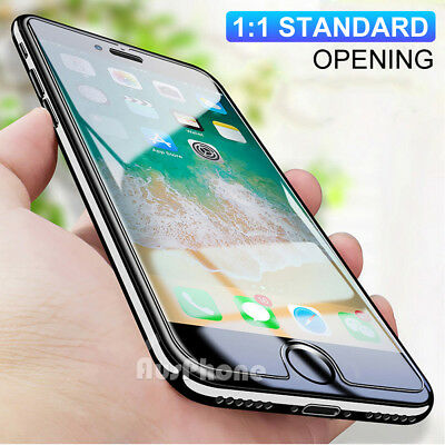 2x iPhone 8 Plus 7 Anti Scratch Resist Tempered Glass Screen Protector for Apple 5