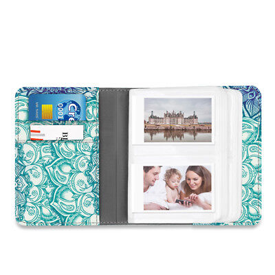 104 Pockets Mini Photo Album for 3-Inch Pictures by Fujifilm Instax Mini 8/9/90 7