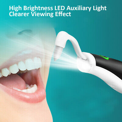 Electric Ultrasonic Dental Scaler Tooth Stain Calculus Remover Teeth Whitening 5