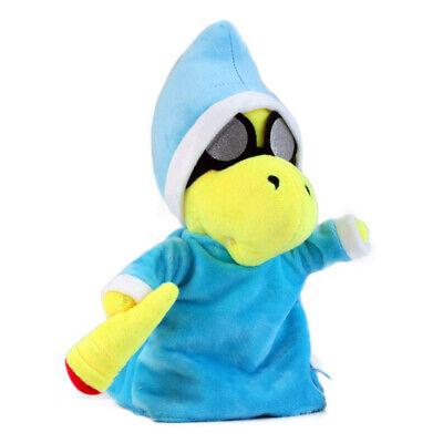 5~12'' Super Mario Bros. Plush Toys lot Magikoopa Kamek Waluigi Bowser Jr. Koopa 5