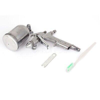 Mini Aerografo Bassa Pressione Serbatoio A Caduta Laterale 200Cc 0.5Mm Pistola 3