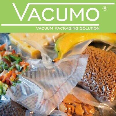 Strukturbeutel  30 x 60 cm für alle Vakuumierer 1000 VACUMO Vakuumbeutel