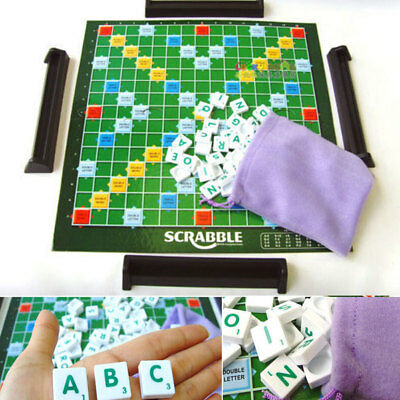 Original Scrabble Board Game Family Kids Adult Educational Toys Puzzle Game Gift 3