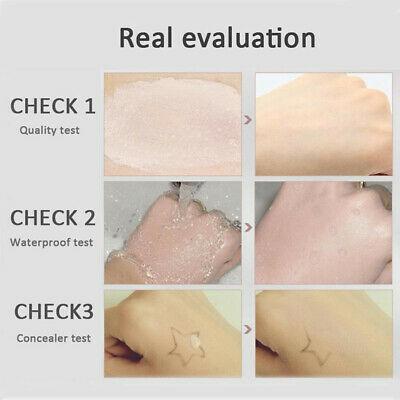 Magic Flawless Color Changing Foundation TLM Makeup Change Skin Tone Concealer 9