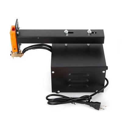 Handheld Battery Pack Spot Welder 3kw Pulse Adjustable Welder Led Light NEW 7