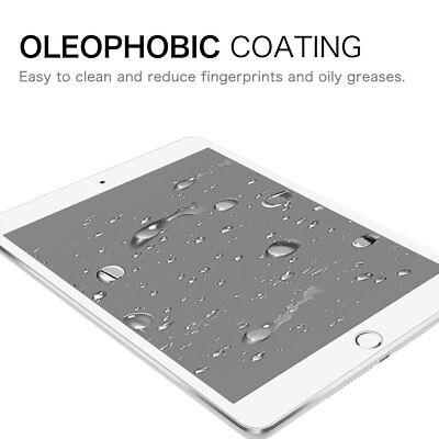 2X Tempered Glass Screen Protector Apple iPad 3 4 5 6 Air 1 2 Mini 1 2 3 4 Pro 7
