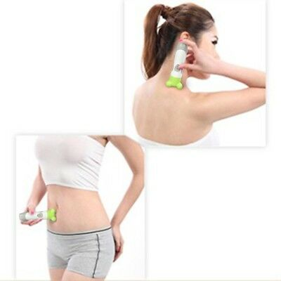 3 in 1 Mini Body Massager Hand Held Scalp Head Massager for Self Home Use