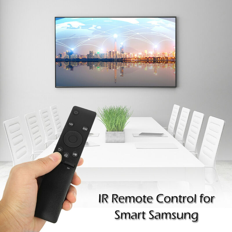 4K TV HD Smart Remote Control For SAMSUNG 6 7 8 9Series BN59-01259B/01260A Black 3