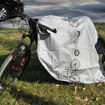 Waterproof Rain Dust Bike Bicycle Cycling Outdoor Cover Protector UV Resistant 6