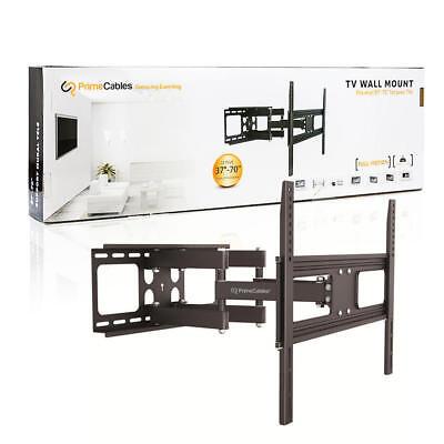 """37"""" -70"""" Steel LCD LED Plasma Flat Screen Tilt Full Motion TV Wall Mount Bracket 8"""