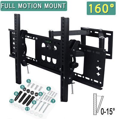 TV WALL MOUNT BRACKET LCD LED Plasma Flat Slim 32 40 42 47 50 52 55 60 65 70 AU 2