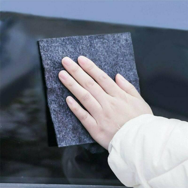 HOT Car Scratch Eraser Magic Car Scratch Repair Remover Nano Cloth Surface Rag. 8
