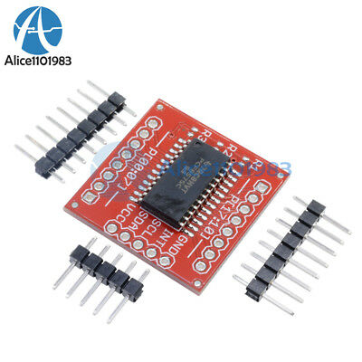 PCF8575 IIC I2C I/O Extension Shield Module 16 bit SMBus I/O ports For Arduino 8