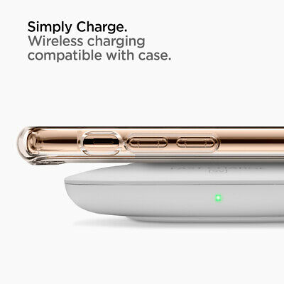iPhone X/XS,XS MAX,XR Spigen® [Ultra Hybrid] Hybrid Bumper Shockproof Case Cover 10