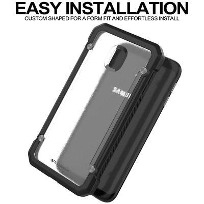 Samsung Galaxy J3 2017 [Fusion Armour] Premium Slim Hybrid Protective Case Cover