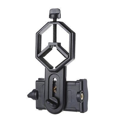 Spotting Scope Microscope Mount Bracket  for Phone Camera Adapter Univesal su 4