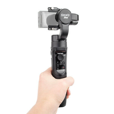 AU Stock Hohem iSteady Pro 3-Axis Handheld Gimbal Stabilizer for Gopro 6/5/4/3 9