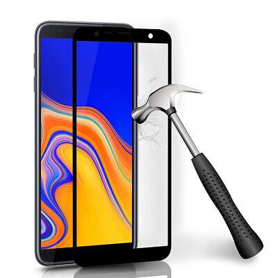 Vitre De Protection Écran Film Verre Trempe Samsung Galaxy J6+/ J6 Plus (2018) 3