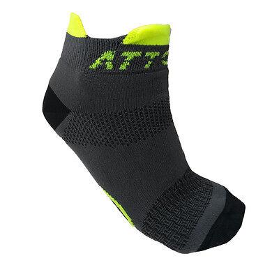 8Paar Sportsocken ATTONO Sneaker Fahrrad Inline Skates Jogging Bike Sport Socken