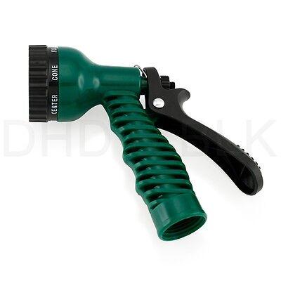 Deluxe 25 50 75 100 Feet Expandable Flexible Garden Water Hose w/ Spray Nozzle 9
