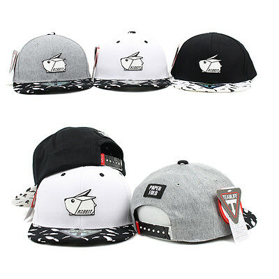 7eee018c6c3 ... 52~54Cm Teamlife Baby Rabbit Children Kids Boys Girls Baseball Cap  Snapback Hats 2