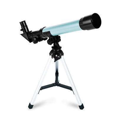 Telescopio Monoculare Astronomico Rifrangente Treppiede Cavalletto 20X 30X 40X 6