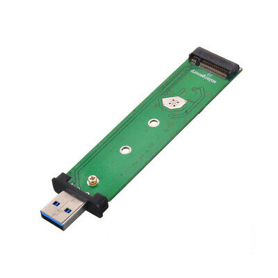 M.2 to USB 3.0 External Enclosure Converter NGFF SSD Adapter USB Stick 10