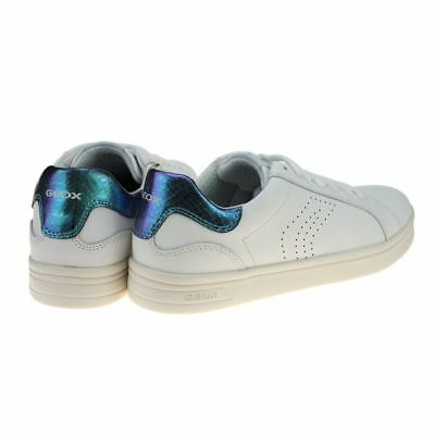 GEOX DJ ROCK Girls White Shoe $49.50 | PicClick