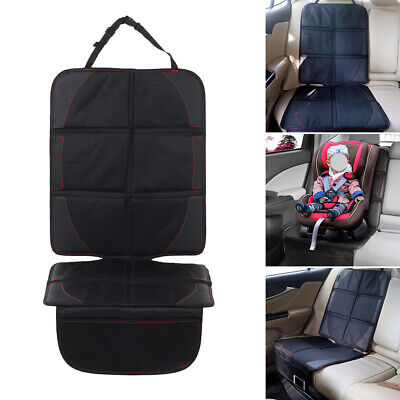Car Seat Protector Thickest Padded Waterproof Back Seat Organizer Kick Mat Cover 5