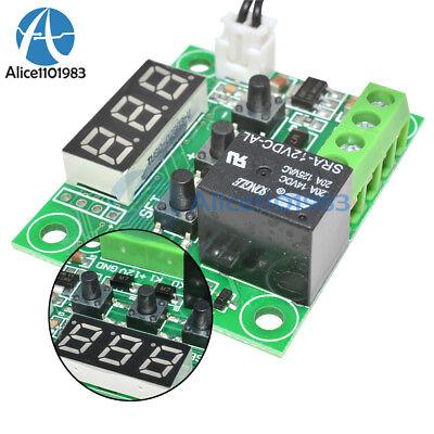 DC12V Red W1209 Digital thermostat Temperature Controler -50-110°C  + Sensor 11