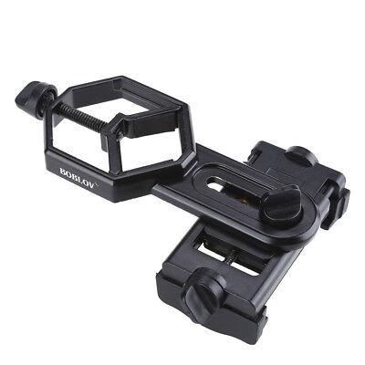Spotting Scope Microscope Mount Bracket  for Phone Camera Adapter Univesal su 12
