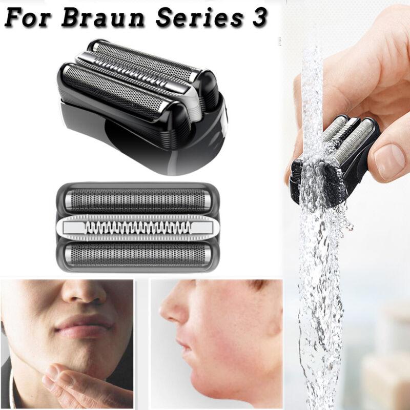 Shaver Replacement Blade Foil Head for Braun Series 3 32B 3090Cc 3050Cc 304 N1D4
