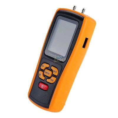 GM510 Handheld Digital Air Pressure Meter Manometer +/- 10kPa Measuring Teste rg 6